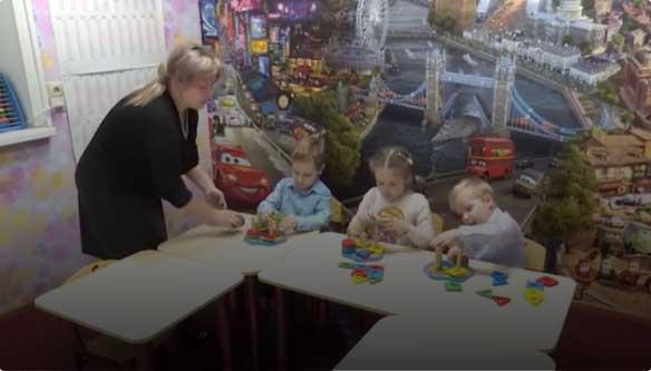 Дошкольный центр развития ребенка в липецке